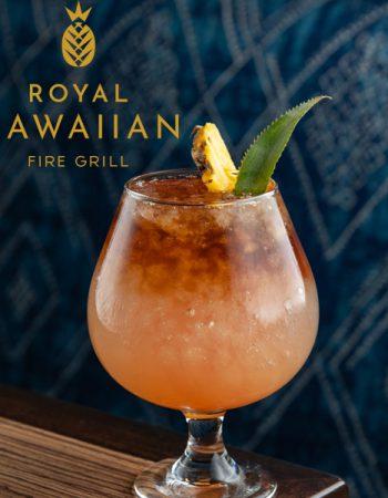 Royal Hawaiian Fire Grill
